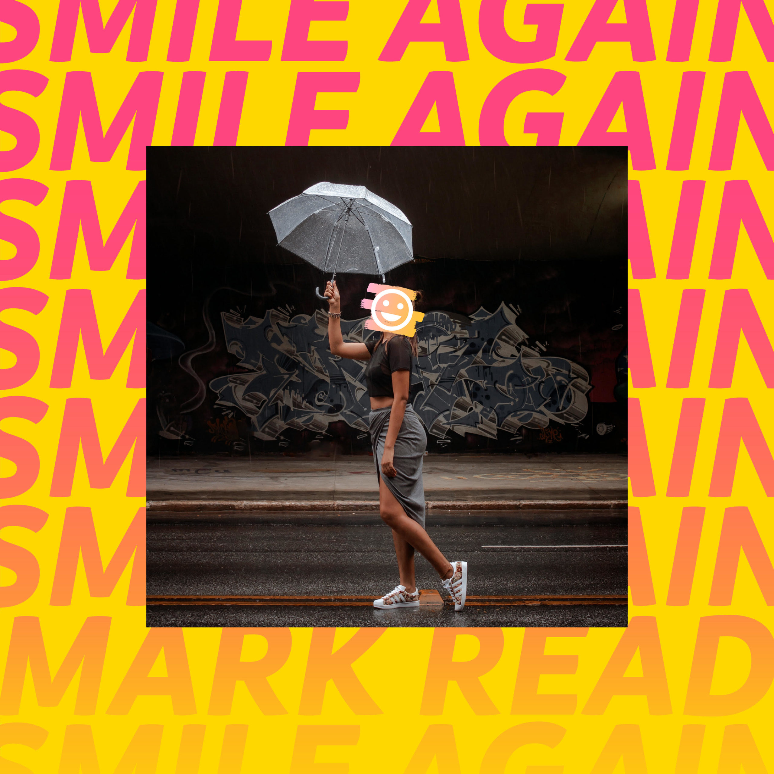 Smile Again by Mark Read cover art